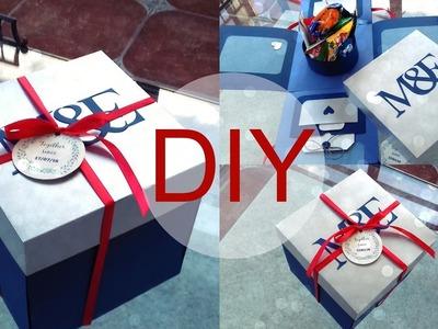 Caja sorpresa para tu novio ♡ Detalle bonito para regalar ♡ caja explosiva