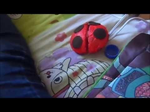 Como hacer el Miraculus o Yoyo de Ladybug (Parte 2)