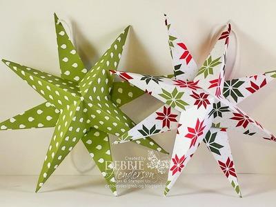 Estrellas de papel - Artesanías de papel - Como hacer estrellas de papel?