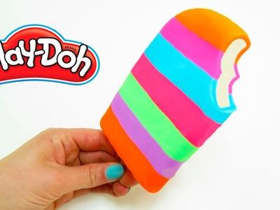 Helados de Plastilina Play-Doh Popsicles Play Doh en Español