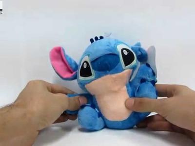 Peluche Stitch Grabador de Voz (10 segundos)