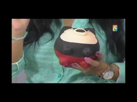 SU TALLER EN CASA: DECORACIÓN DE ALCANCÍAS