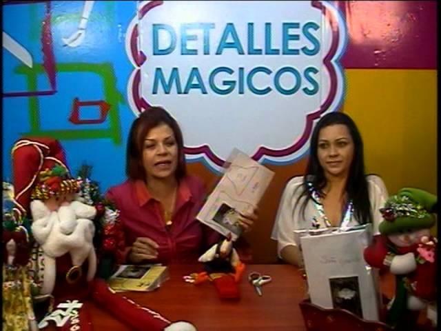 Aprende con  Mimiluna y Lorena Salamanca a crear  Muñequeria  en Navidad 1.4