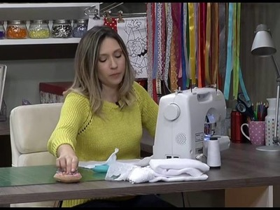 Como hacer toallitas de boca para el Bebé - 21.07.16 - 1a parte