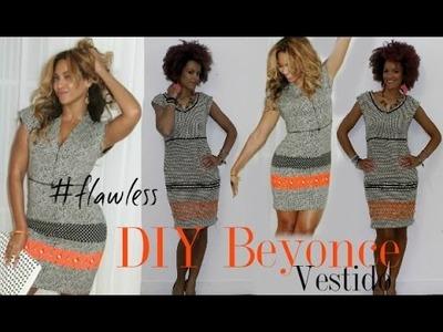 Como Hacer un Vestido inspirada por Beyonce