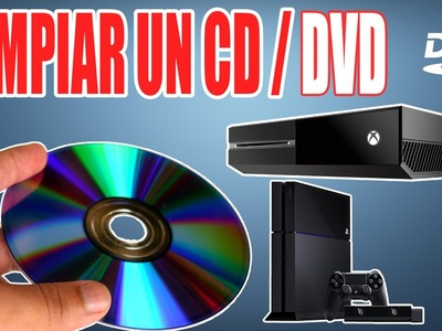 Como Limpiar un CD Rayado (Disco)
