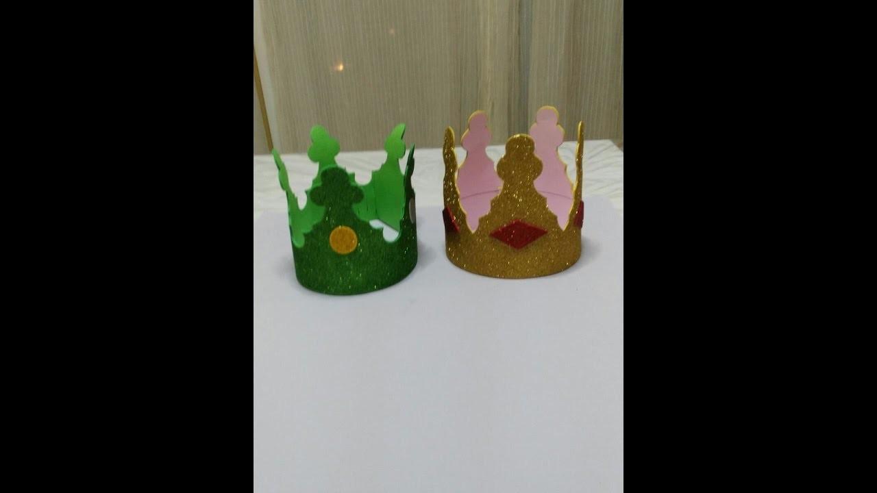 Coronas para Dia de Reyes!