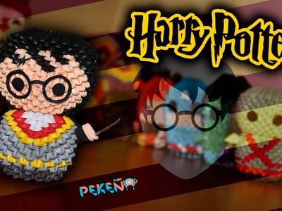Harry Potter 3D Origami | Pekeño ♥