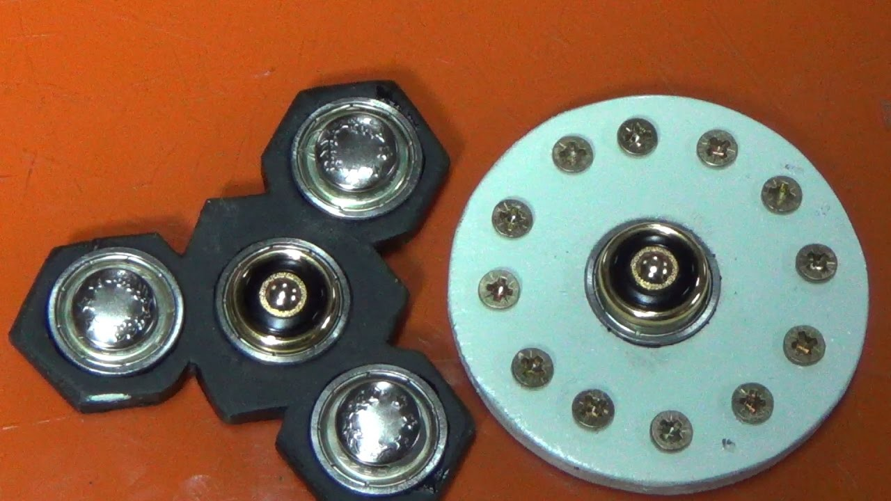 Spinner toy