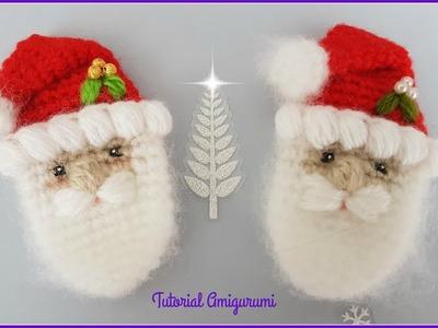 Broche Papá Noel. Santa Claus