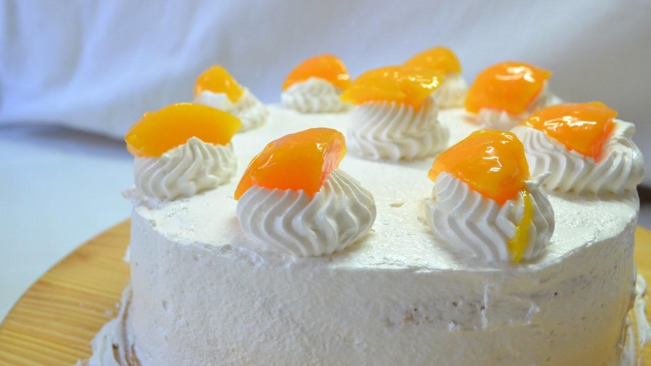 Como hacer torta facil de cumpleaños