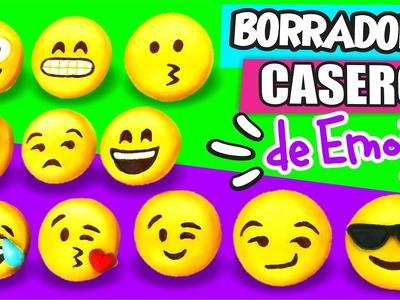 DIY ★ BORRADORES CASEROS de EMOJI ✔   ★Así o más fácil★