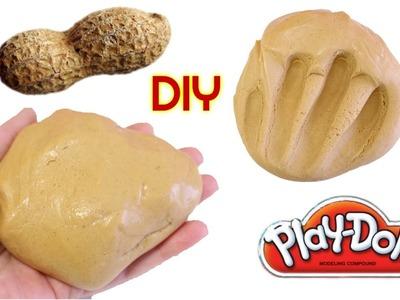 Haz Plastilina Play Doh Casera con Mantequilla de Mani