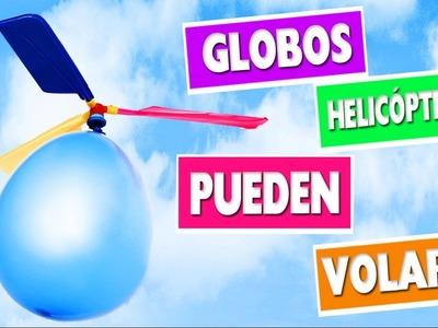 Helicópteros de Globos