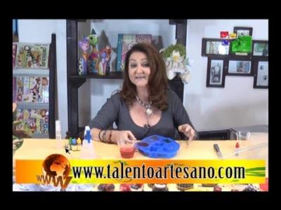 JABONES DE GLICERINA PARTE 1 - TALENTO ARTESANO