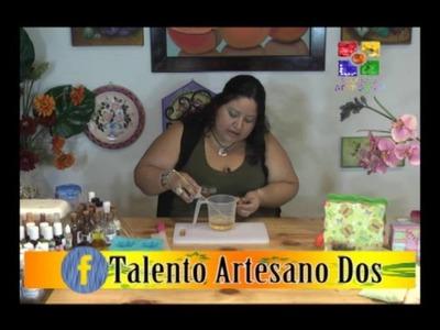Jabones - Técnica por capas parte 1 - Talento Artesano