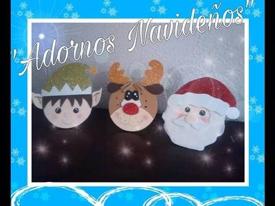 Manualidades para navidad: Adornos navideños con CD'S