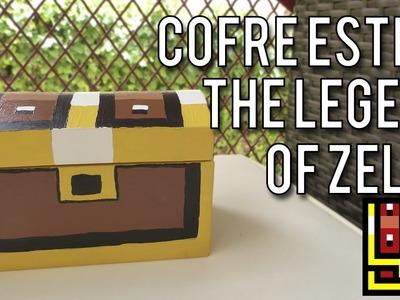 Cofre The Legend of Zelda   Tutorial
