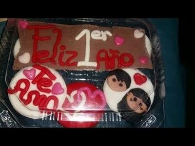 El mejor regalo para tu novio? Cupcakes - DIY -  Kystutorial