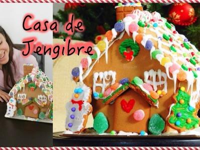 ¡Mi primer casa de Jengibre! - More BrightBren