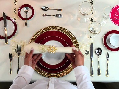 La mejor Mesa para la mejor Cena Navideña
