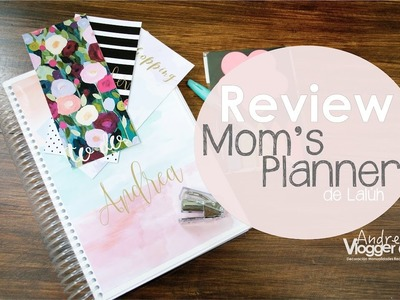 Review MOM'S PLANNER 2017 de Lalúh  HD