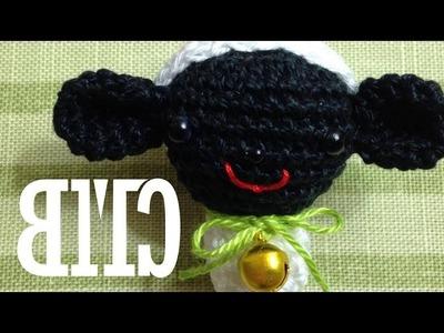 Amigurumi   Como hacer una Oveja en Crochet   Bibiana Mejia Crochet 2016