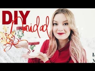 DIY , Decoración Navidad | Iammisscafeina