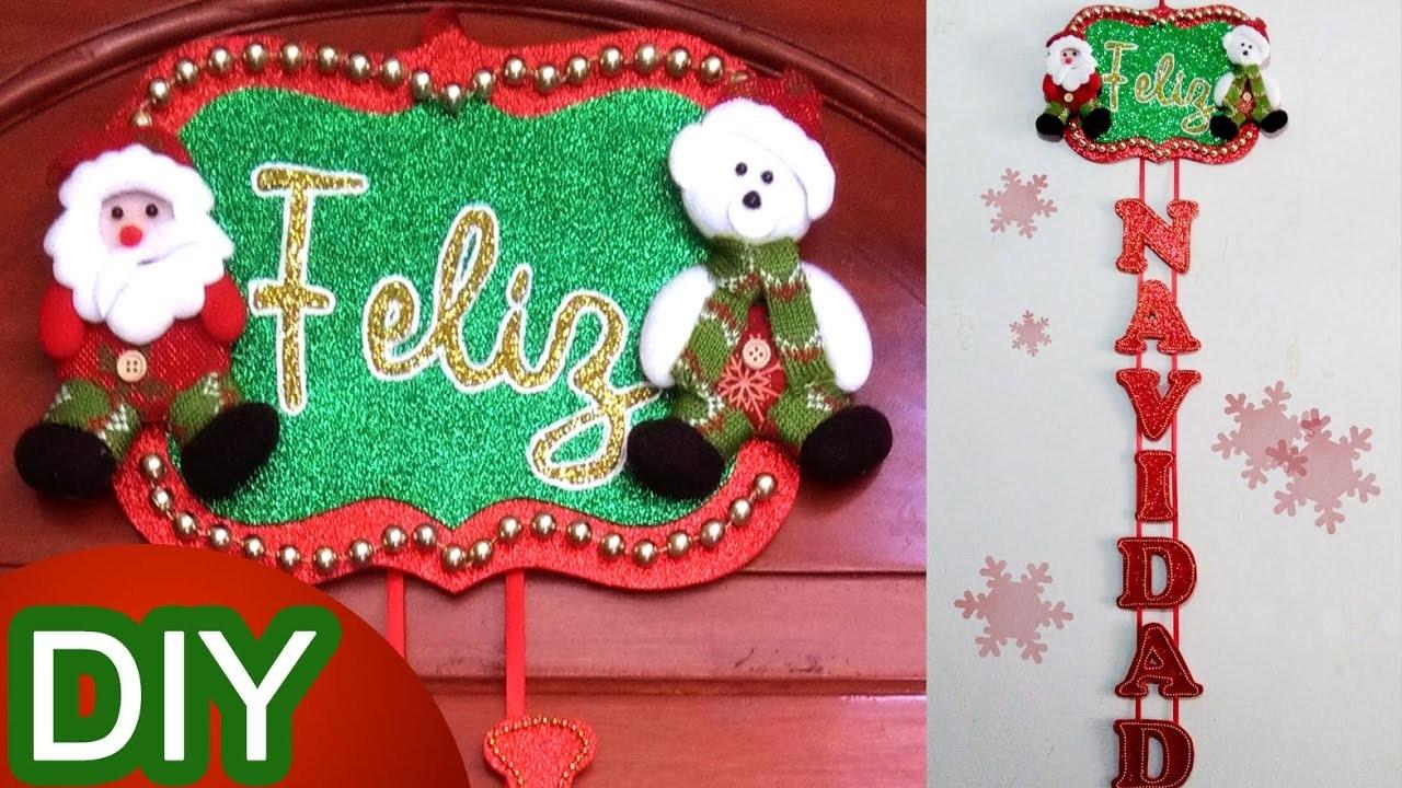 Diy decoraciones para navidad haz tus propios adornos navide os bt - Adornos navidenos diy ...
