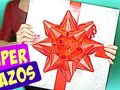 #DIY Regalos: Lazos grandes. Big bows