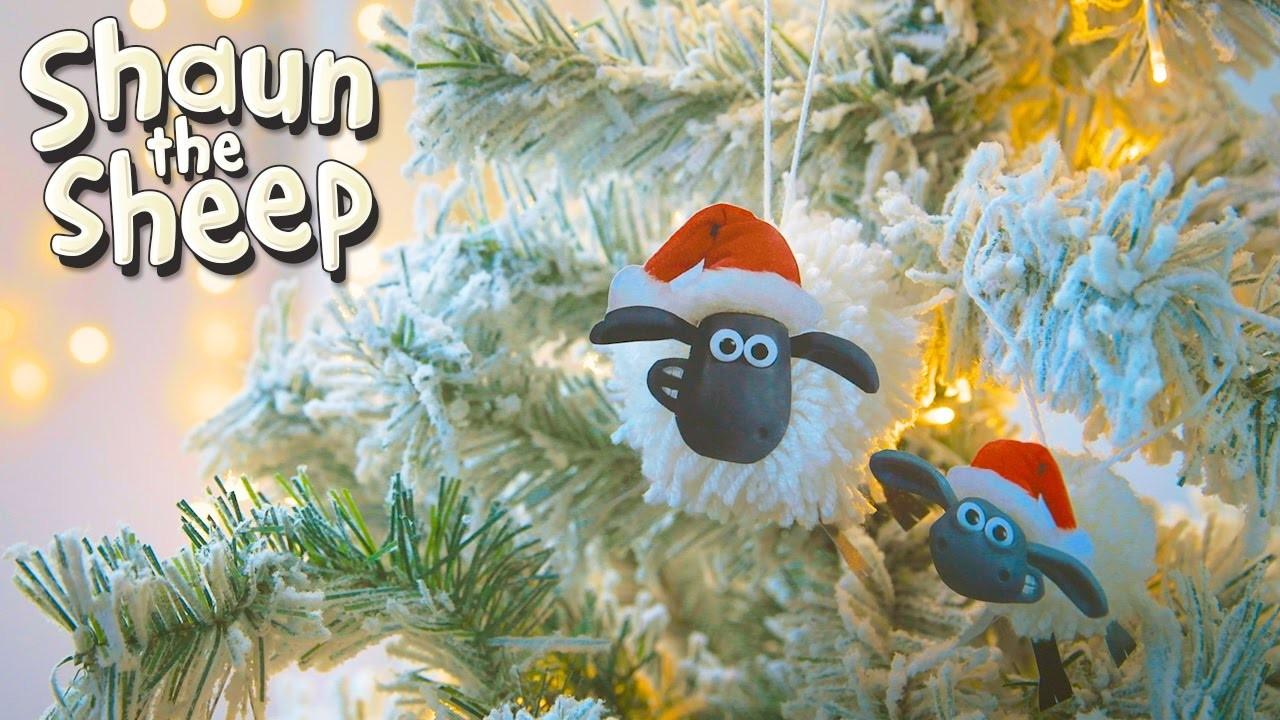 Las Manualidades de Shaun: Decoración para el árbol de Navidad