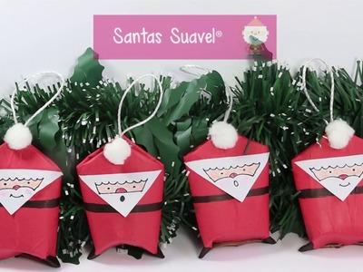 Suavel® Manualidades - Esferas Santa de Cartón