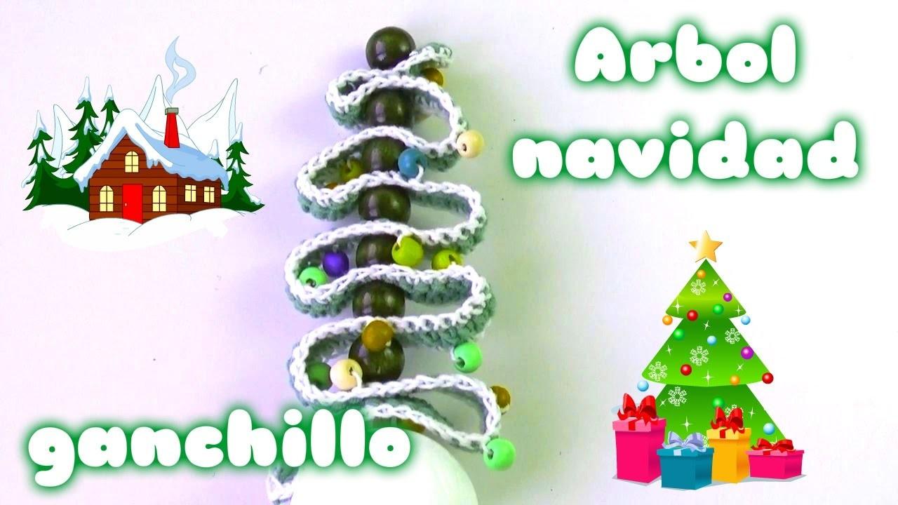 Arbol de navidad en ganchillo o crochet - O arbol de navidad ...