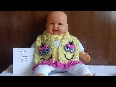 Bufanda crochet minion