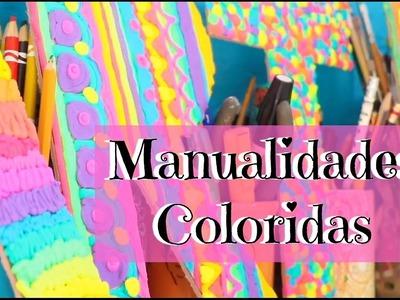 MANUALIDADES COLORIDAS PARA REGALAR!!  Dani Hoyos Art