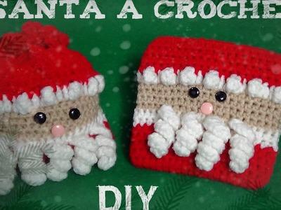 Santa a Crochet!! - Bolsitas - Tutorial Tejido