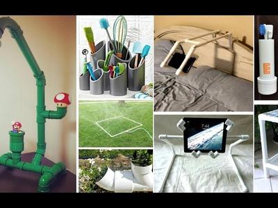 +200 Ideas RECICLAJE DE TUBOS PVC - Ideas para Reciclar - Reciclaje DIY