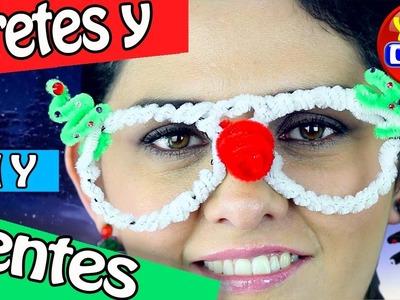 Cómo Hacer Aretes Navideños. DIY ☝︎ (Caseros) ✂︎Yo Te Digo