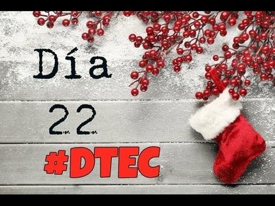 DIY Brownies Navideños |VLOGMAS 22 ♥ #DTEC