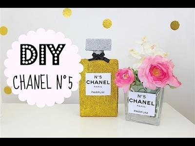 DIY CHANEL Nº 5 ♡ ROOM DECOR