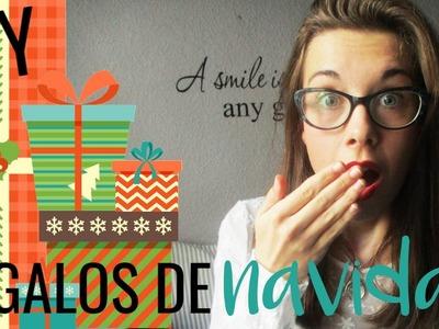 DIY ~ Regalos para Navidad de última hora ¡LOW COST!