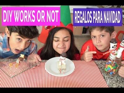 POSTRES NAVIDEÑOS PARA REGALAR DIY Xime PonchV126