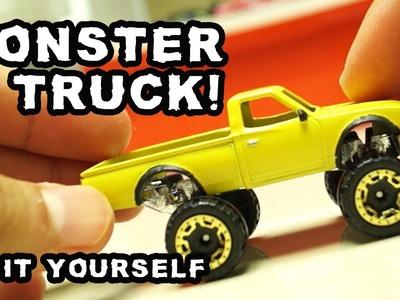 Como hacer un Monster Truck [DIY]