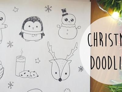 Christmas Doodling - Dibujitos de navidad