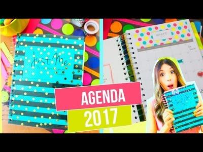 AGENDA 2017 PARA IMPRIMIR | DESCARGA TU KIT  | DIY  |CAROLITHO