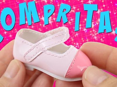 Compritas para Muñecas Baby Alive y Cómo hacer un cajón de arena para muñecas • Colegio de Juguetes
