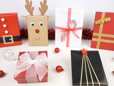 Ideas para envolver los regalos de Navidad | Calendario adviento día 11