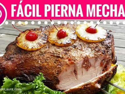 Receta de Pierna de Cerdo al Horno Mechada | Oven Roasted Pork ❤ Las Recetas de Laura