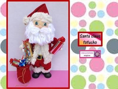 ♥♥SANTA CLAUS FOFUCHO 1.2 ♥♥- Creaciones mágicas♥♥