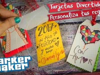 Tarjetas Divertidas con Marker Maker de Crayola :: Chuladas Creativas